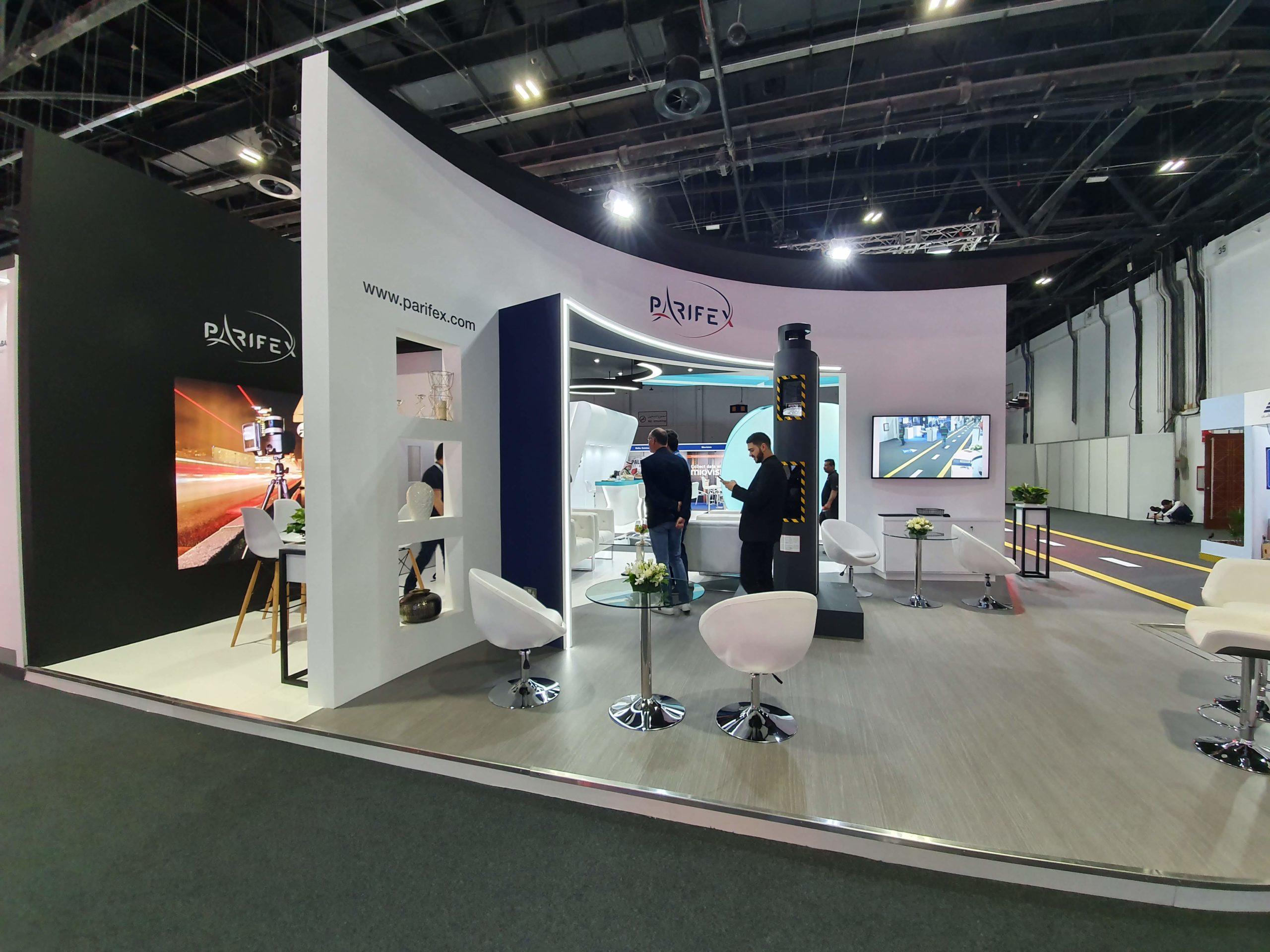 PARIFEX renouvelle sa participation au salon Gulf Traffic de Dubaï