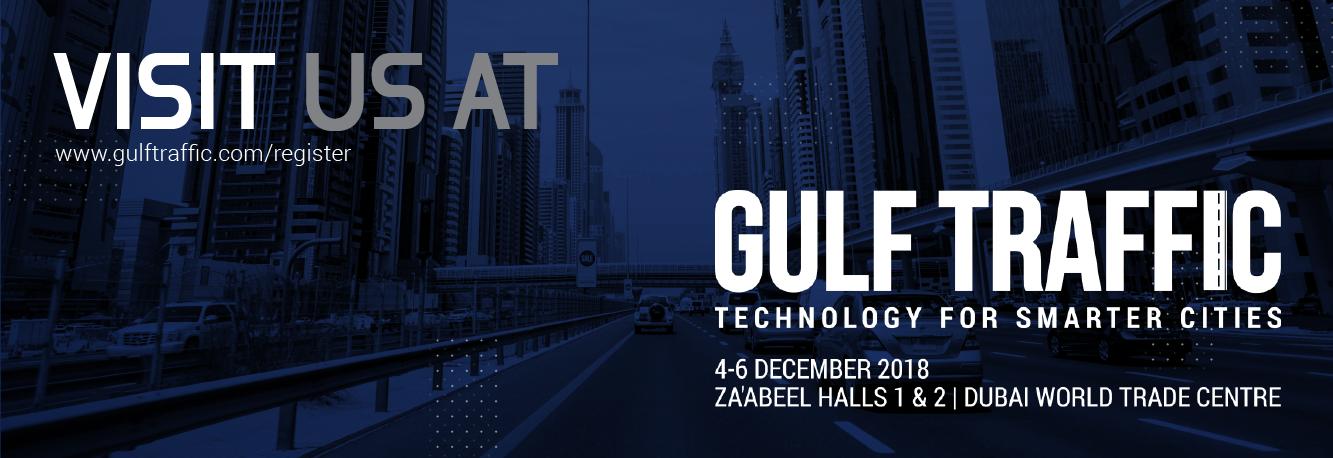 Participation at Gulf Traffic in Dubaï